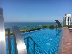 1 Bed Condo For Sale In Pratumnak - Peak Towers
