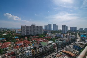 Studio Condo For Sale In Jomtien - View Talay 1A