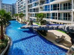 2 Beds Condo For Rent In Central Pattaya - Grand Avenue Residence