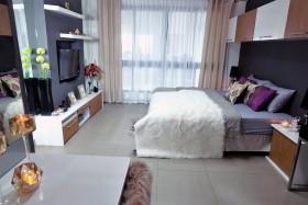1 Bed Condo For Sale In Pratumnak - The Cube