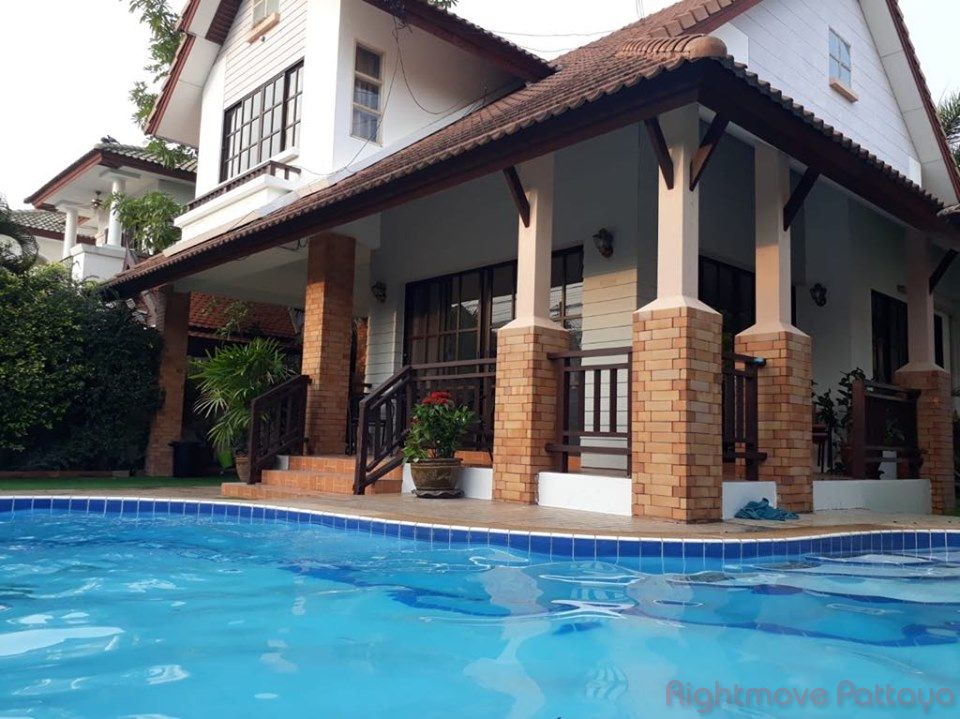 central park 4 house for rent in East Pattaya