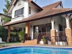 4 Bed House For Rent In East Pattaya - Central Park 4