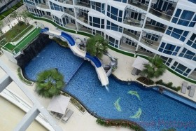 2 Bed Condo For Rent In Central Pattaya - Grand Avenue Residence