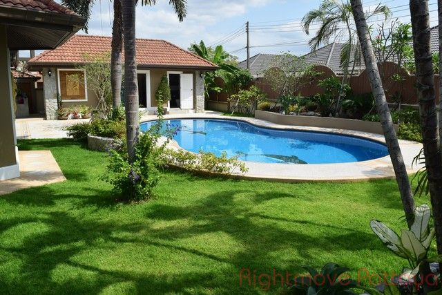 not in the village nong pla lai house for sale in East Pattaya
