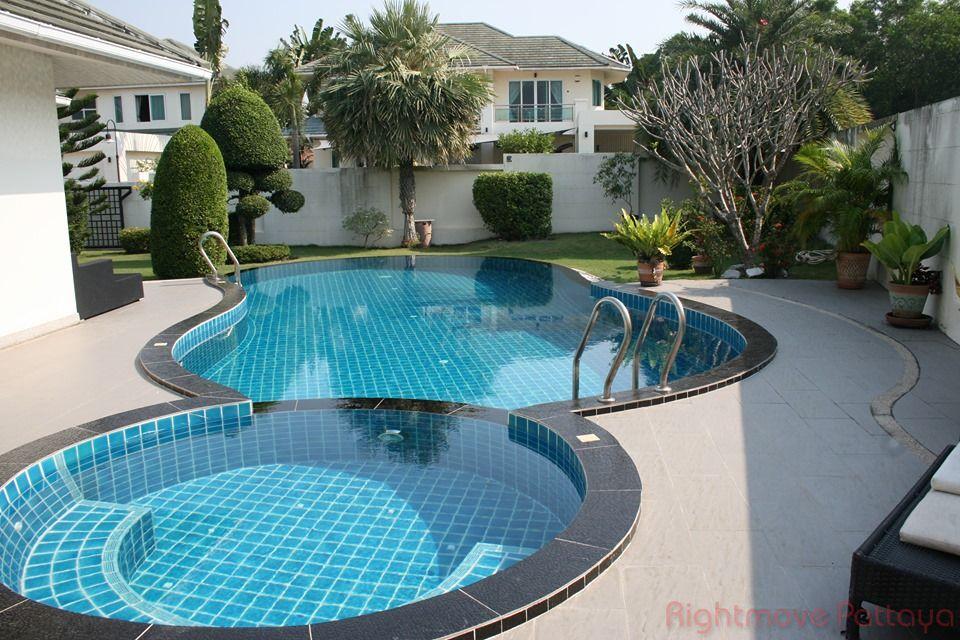 greenfield villas 4 hus till salu rent East Pattaya