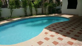 4 Beds House For Rent In East Pattaya - Paradise Villa 1