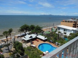 3 Bed Condo For Rent In Jomtien - Coconut Beach