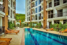 1 Bed Condo For Sale In Pratumnak - City Garden Pratumnak