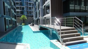 Studio Condo For Sale In Pratumnak - Siam Orietal Garden