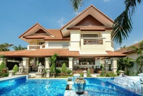 4 Bed House For Sale In Jomtien - View Talay Villas