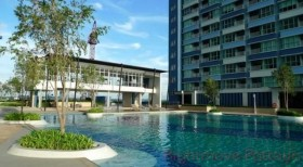 2 Beds Condo For Rent In Jomtien - Lumpini Park Beach