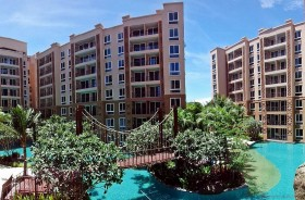 1 Bed Condo For Sale In Jomtien - Atlantis
