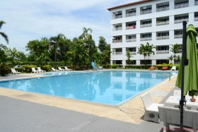 2 Bed Condo For Sale In Jomtien - Baan Suan Lalana