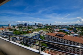 Studio Condo For Sale In Central Pattaya - PKCP