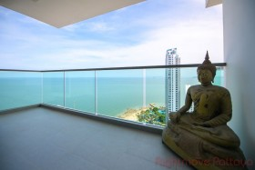 Studio Condo For Sale In Naklua - Wongamat Tower