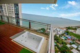 2 Bed Condo For Sale And Rent In Na Jomtien - Reflection