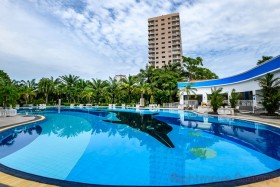 1 Bed Condo For Sale In Jomtien - View Talay 2 B