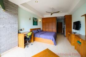 Studio Condo For Sale In Jomtien - View Talay 1B