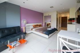 Studio Condo For Sale In Jomtien - View Talay 1A