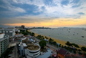 2 Bed Condo For Rent In Central Pattaya - Northshore