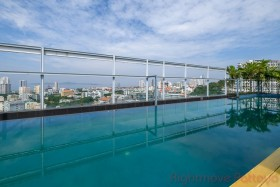 Studio Condo For Sale In South Pattaya - Treetops