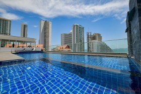 2 Bed Condo For Sale In Wongamat - Serenity