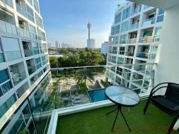 2 Bed Condo For Sale In Pratumnak - Park Royal 3