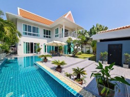 3 Beds House For Sale In Jomtien - Chateau Dale Tropical Villas
