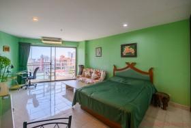 Studio Condo For Sale In Jomtien - View Talay 2 A
