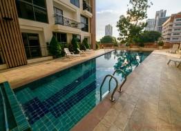 1 Bed Condo For Sale And Rent In Pratumnak - City Garden Pratumnak