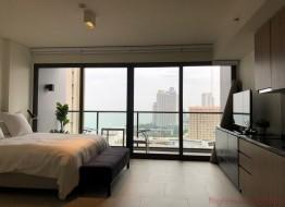 Studio Condo For Rent In Wongamat - Zire