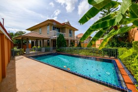 4 Beds House For Rent In East Pattaya - Grand Regents Residence