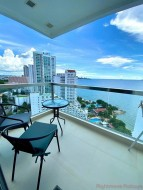 Studio Condo For Sale In Wongamat - The Palm