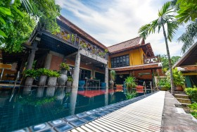 5 Beds House For Sale In Jomtien - Chateau Dale Tropical Villas