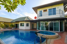 4 Beds House For Sale And Rent In East Pattaya - Greenfield Villas 3