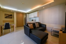 1 Bed Condo For Rent In Central Pattaya - City Garden