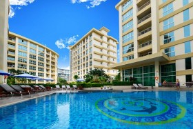 Studio Condo For Sale And Rent In Central Pattaya - City Garden